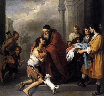 murillo prodigal son