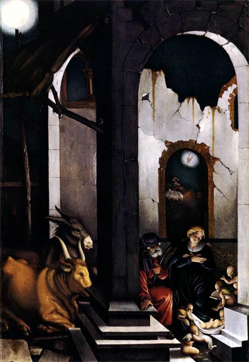 baldung grien nativity