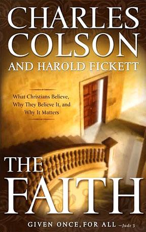 the faith chuck colson book