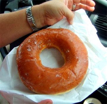 texas donut kindle's