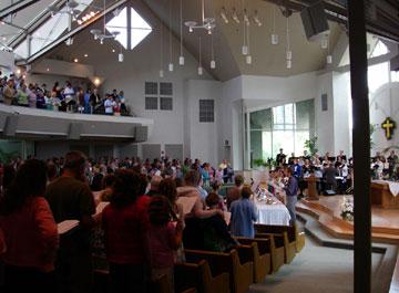 easter irvine presbyterian
