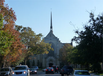 Highland Park Presbyterian Church, Dallas,TX