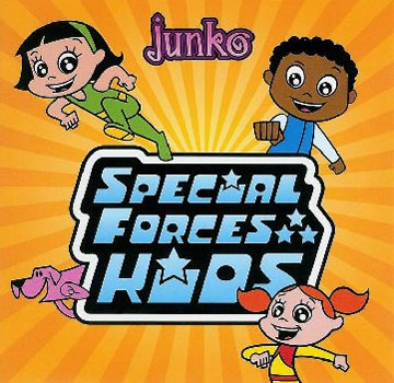 junko special forces kids