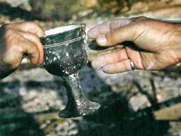 malibu presbyterian chalice fire