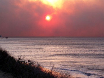 malibu-ocean-fire-smoke