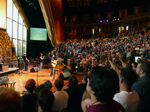 matt redman leading worship