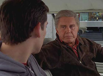 peter parker uncle ben
