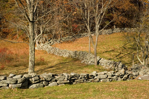 "Analysis of Robert Frost's ""Mending Wall"" - Yahoo! Voices - voices"