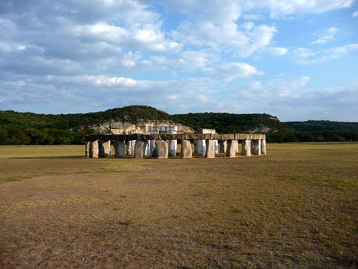 stonehenge texas