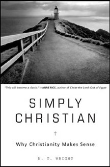 Wright-Simply-Christian