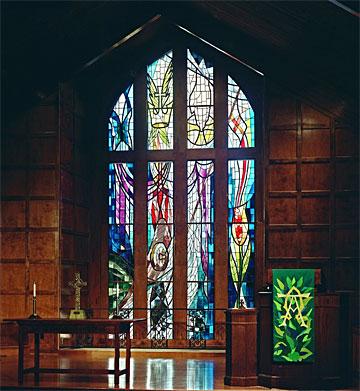 st. mark presbyterian boerne chancel